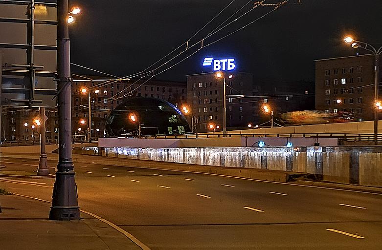 Крышные установки реклама Банк ВТБ (ПАО), фото 4