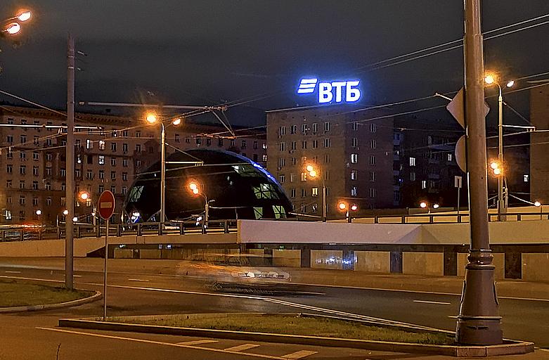 Крышные установки реклама Банк ВТБ (ПАО), фото 5