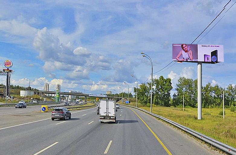 Новокаширское шоссе, М4 «Дон», 22км., (1км. от МКАД) (А) в Москву А
