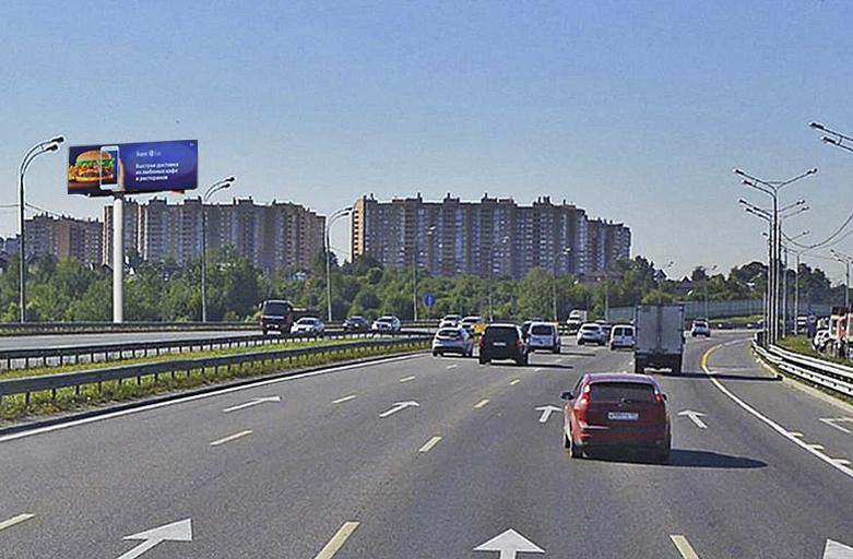 Новокаширское шоссе, М4 «Дон», 22км., (1км. от МКАД) (B) из Москвы В