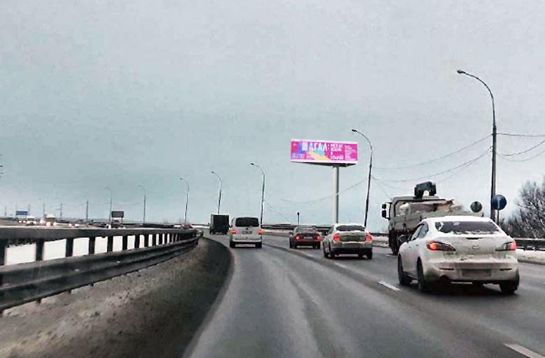 Дмитровское шоссе, А104, 25,78 км., (7 км. от МКАД) (А) из Москвы