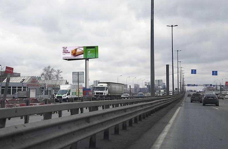 Новорязанское шоссе, М5, 22 км. (5 км. от МКАД справа) B в Москву Статика