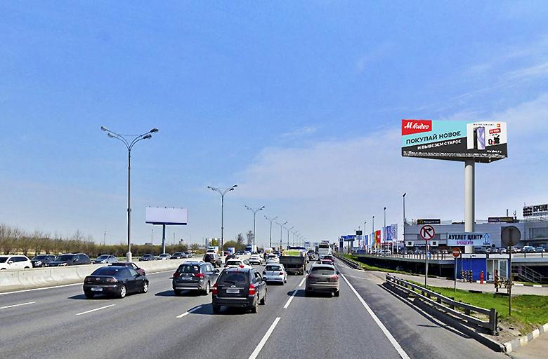 МКАД 27 км., (A) между М4 Дон и Каширское ш., А (внешнее)
